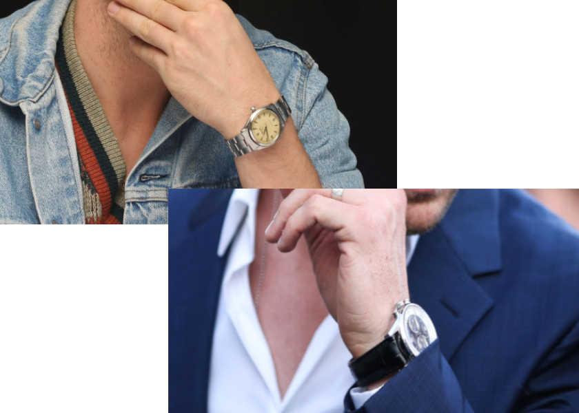 北澤 豪の「こだわりMYスタイル!」独自の視点で選んだ北澤豪さんの愛用時計とは?