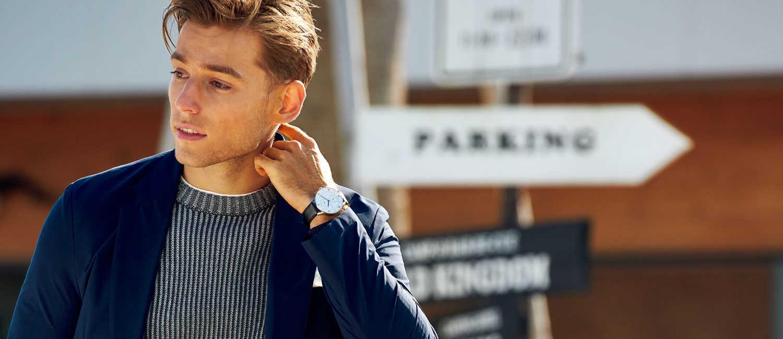 〈ポール・スミス〉の1着があれば、休日姿もワンランク上に!使えるセットアップで変幻自在な男になる!