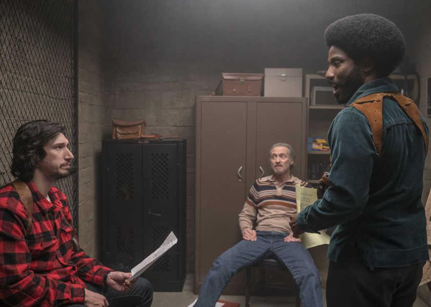 今週末は、この映画にムネアツ!『ブラック・クランズマン』は社会派なのにウィットに富んでる!