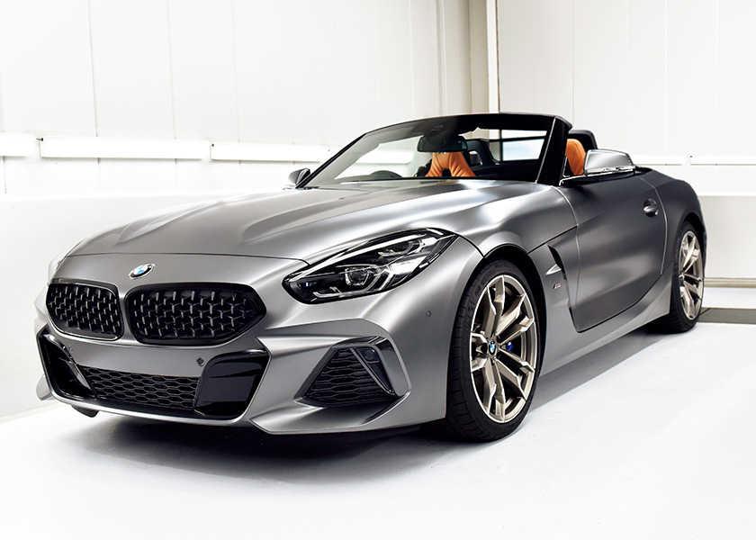 """〈BMW〉の新型""""Z4""""に特別仕様の限定車が登場!大人の所有欲を刺激するプレミアムなオープンカー!"""