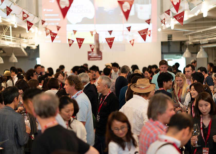 """招待チケットのプレゼントあり!東京・大阪で""""世界最大""""のピノ・ノワールワインの祭典!"""