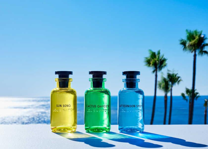 カリフォルニア好きが泣いて喜ぶ〈ルイ・ヴィトン〉の新しい香りとは?