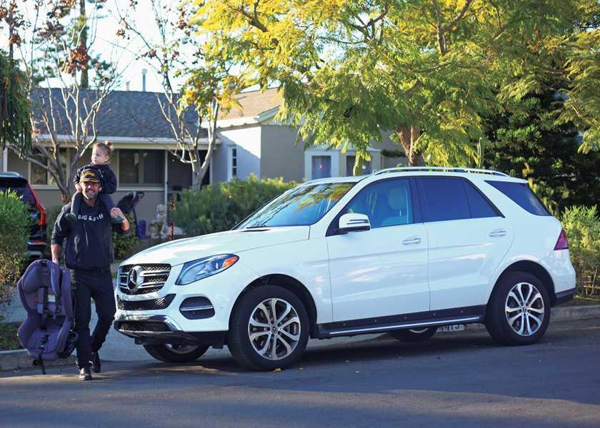 カリフォルニアの「くるまにあ」 Vol.2Mercedes-Benz GLE 350 2018