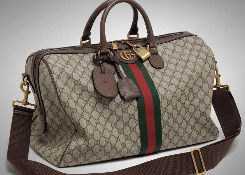 FOCUS ON 今月注目したいモノ・コトスポーティな装いに差をつける機能性の高いラグジュアリーバッグ!