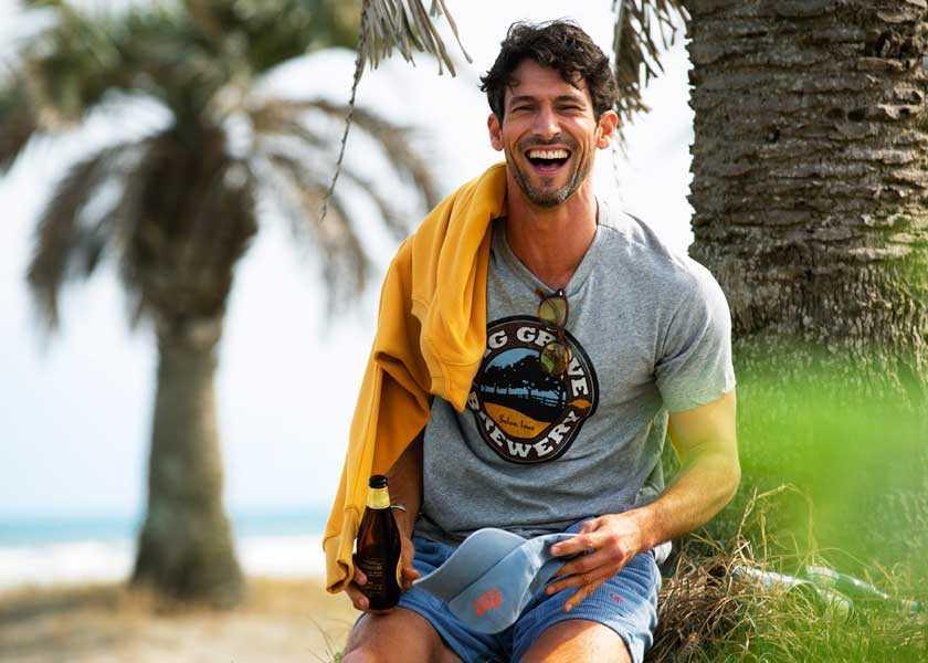 『Safari』エディターズ コラム「さて、この夏はどんなTシャツを着よう!?」