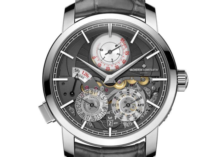 〈ヴァシュロン・コンスタンタン〉の複雑時計は、お洒落上手で賢く省エネって、どういうこと!?