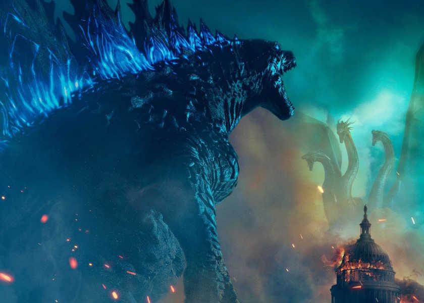 今週末は、この映画にムネアツ!『ゴジラ キング・オブ・モンスターズ』は、まさに怪獣総登場!