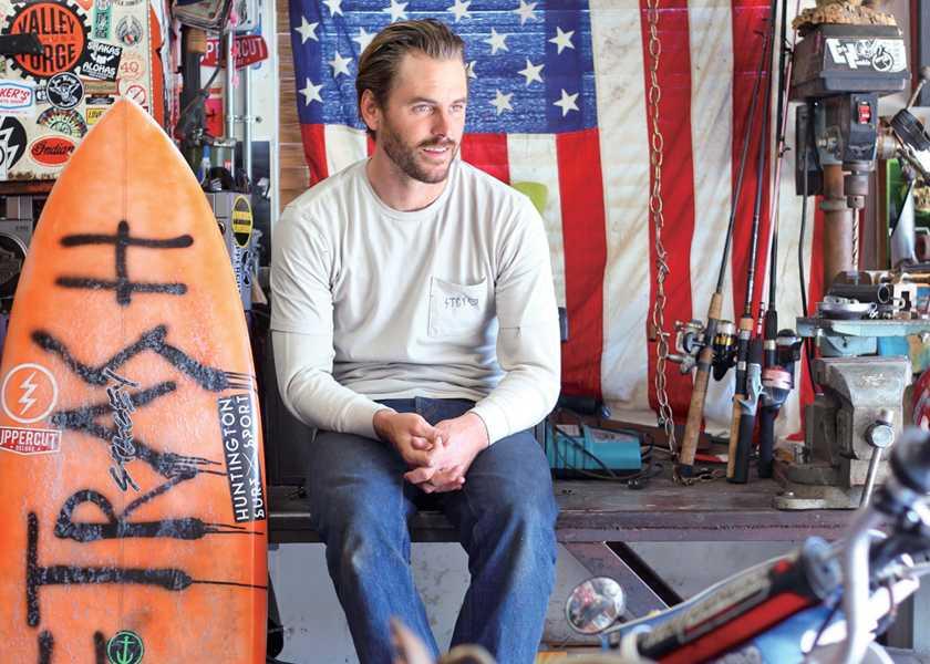今、カリフォルニアで注目される新世代サーファーの「波乗り一代記」 Vol.4愛する家族のおかげで新しいチャレンジができる