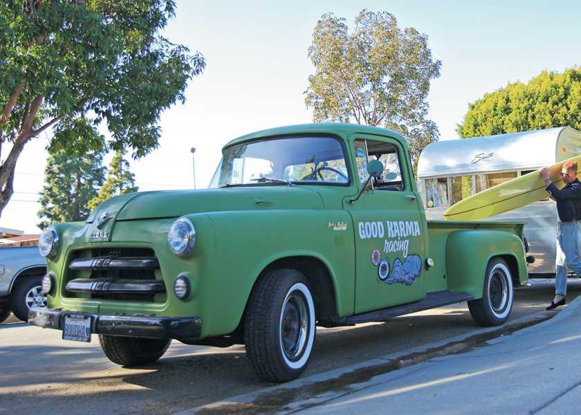 カリフォルニアの「くるまにあ」 Vol.4Dodge Pick up Truck 1995