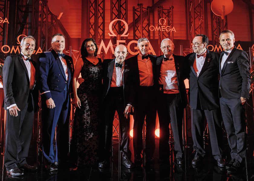 〈オメガ〉のスペシャルな一夜を取材!アポロ50周年を祝した特別なイベント開催!