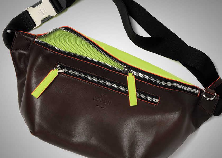 FOCUS ON 今月注目したいモノ・コト大人のほどよいヌケ感は軽やか〜な色使いのバッグで!