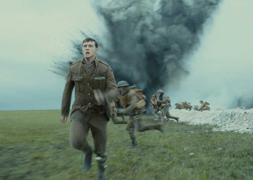 今週末は、このシネマに胸熱!戦場を駆け抜ける臨場感に心臓がバクバク!『1917 命をかけた伝令』