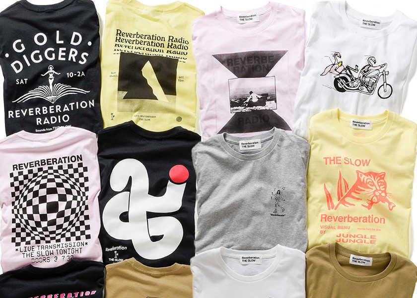 【全18枚】どれがいい? 〈ロンハーマン〉の 新作コラボTシャツ!
