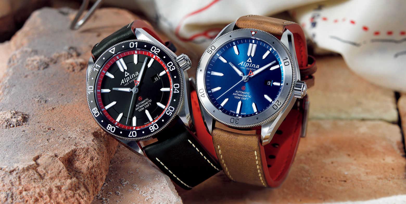 e50b6b6448 海仕様のスペックや海を思わせる世界観を備えた腕時計は意外と選択肢が豊富だが、それがアウトドア仕様となると理想的な1本に巡り合えない。