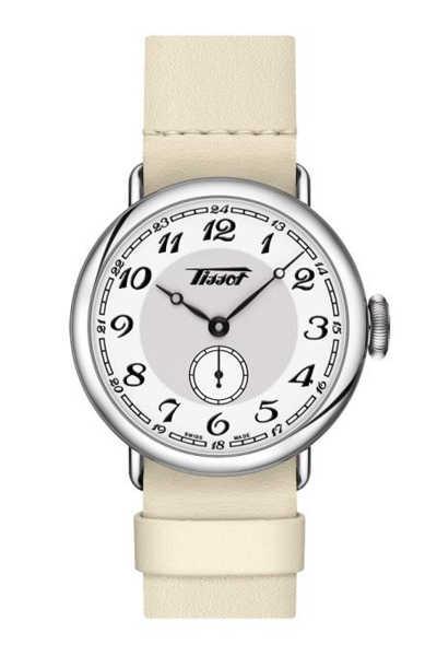 """b373a7e86c 懐中時計をモチーフとした復刻モデル""""ティソ ヘリテージ1936""""   Fashion ..."""