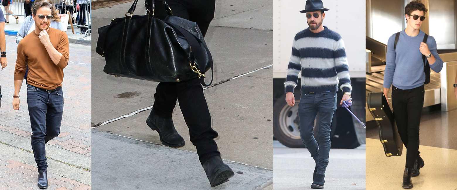 今季の黒ブーツ派セレブはどんな着こなしが主流?