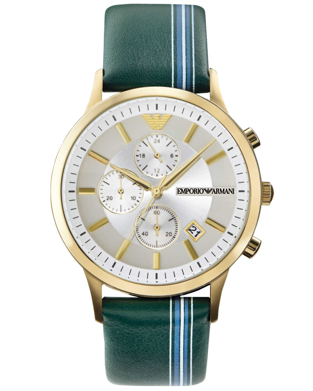 pretty nice 6c01d e3bdd 初夏の日差しに似合う〈エンポリオ アルマーニ〉の新作時計 ...