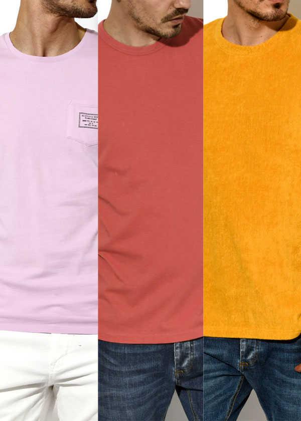 """華やかで陽気! """"サンセットカラー""""Tシャツ5選"""