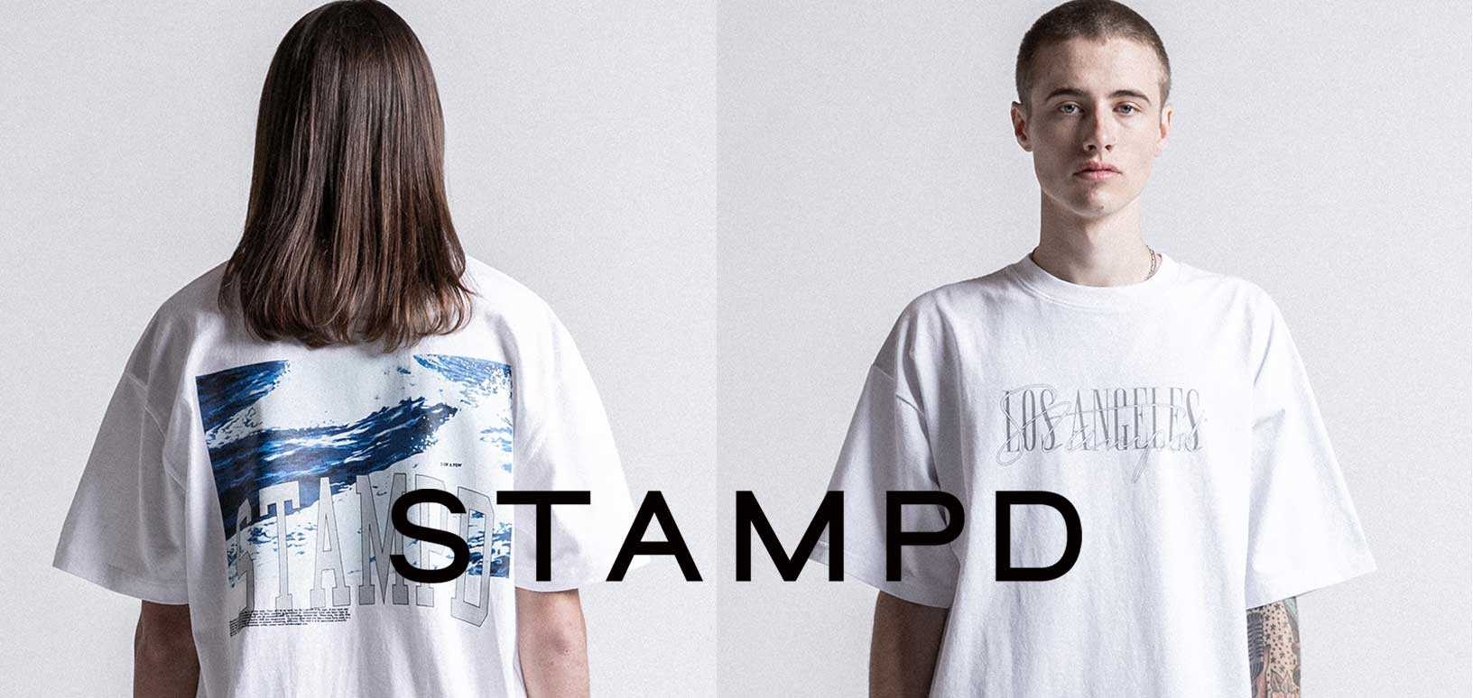 STAMPD POP-UP STORE