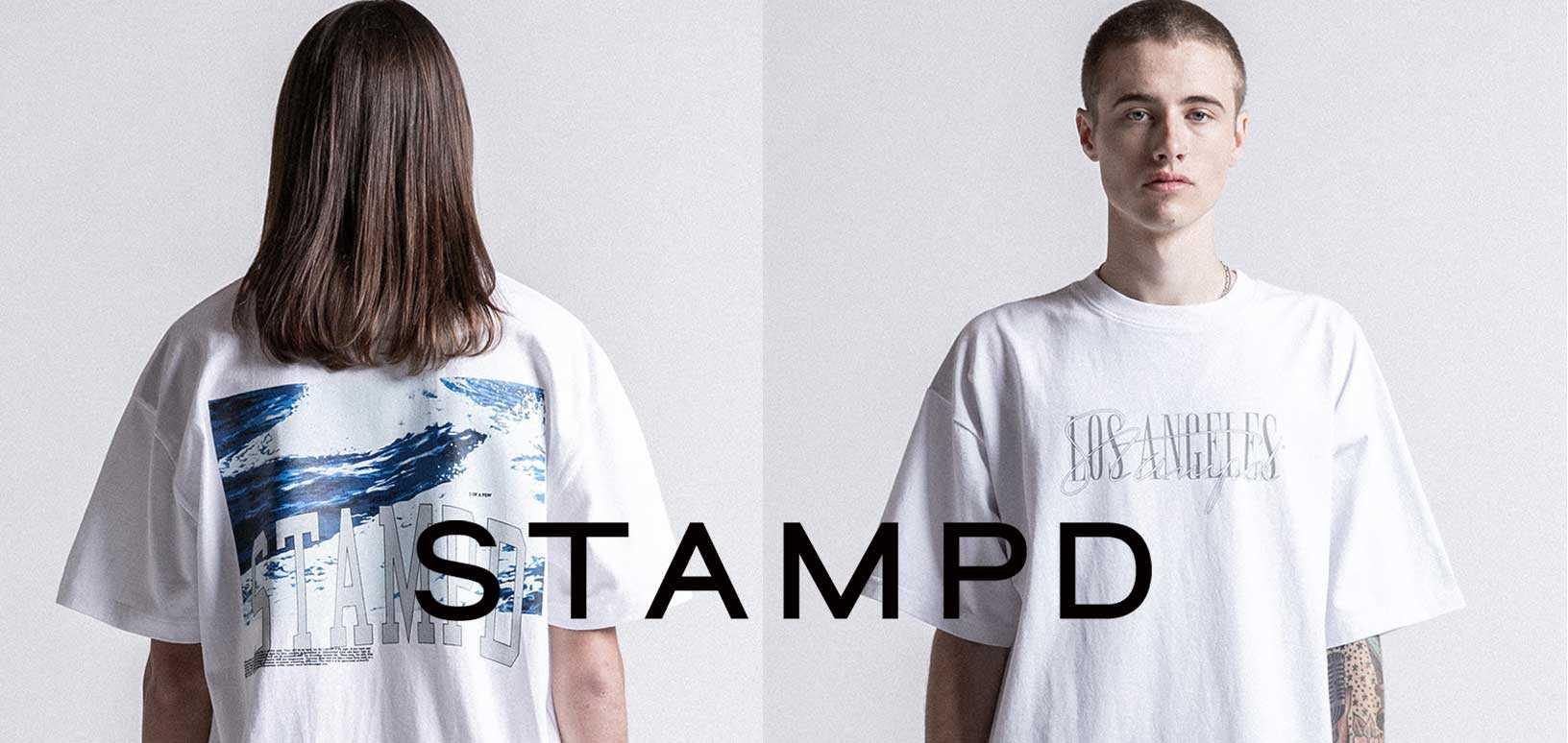 STAMPD POP-UP STORE