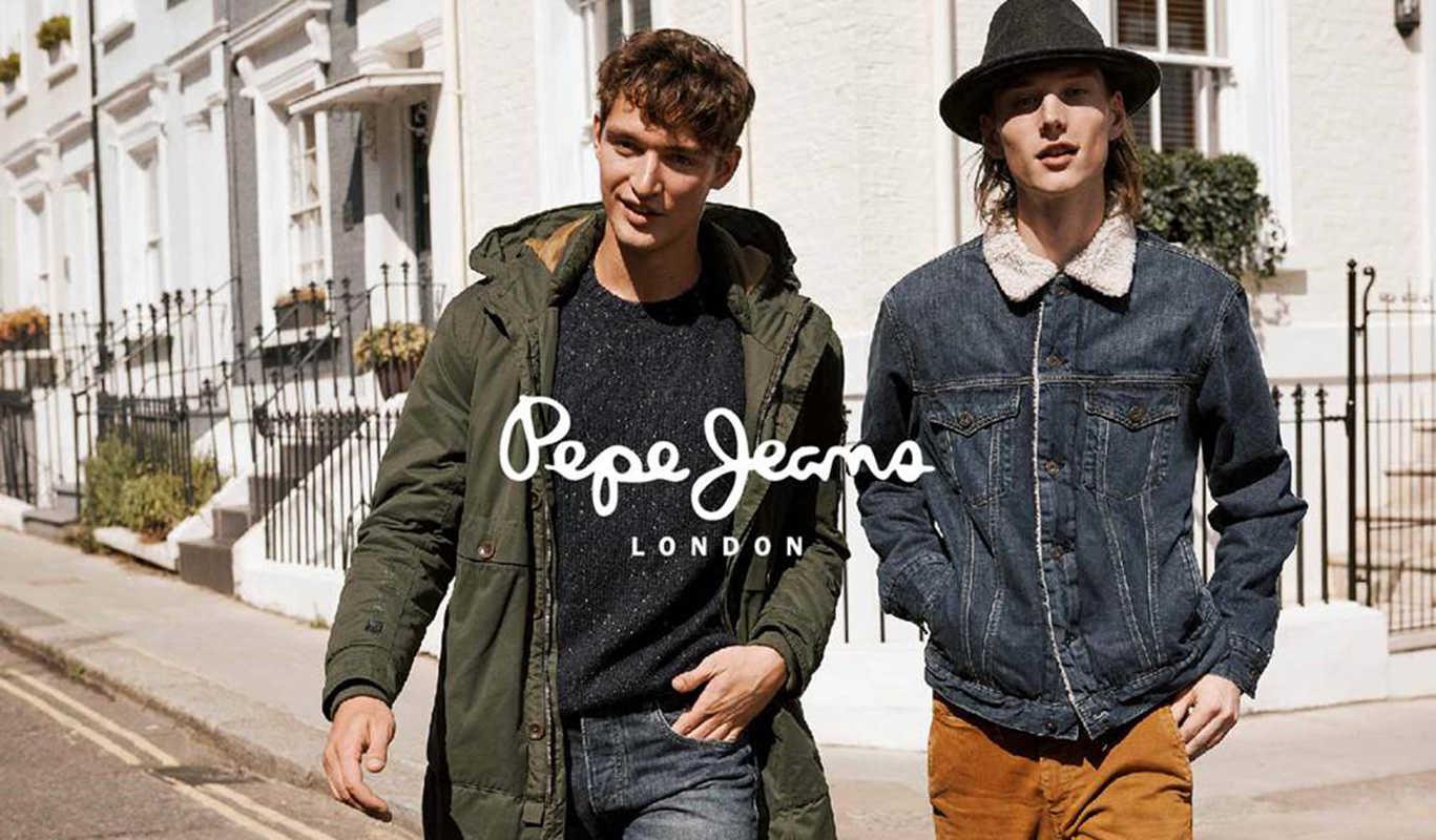 PEPE JEANS LONDON (ペペジーンズロンドン)