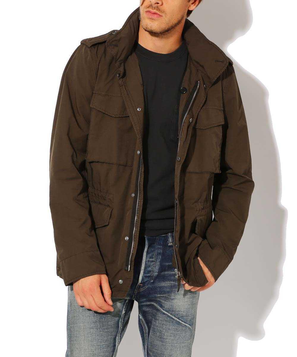 50周年記念モデルM65ジャケット