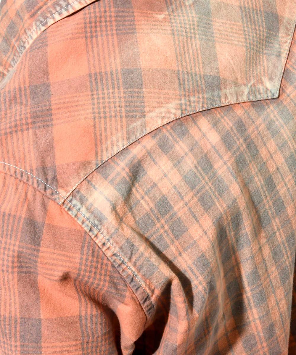 【別注・限定販売商品】ウエスタンチェックシャツ