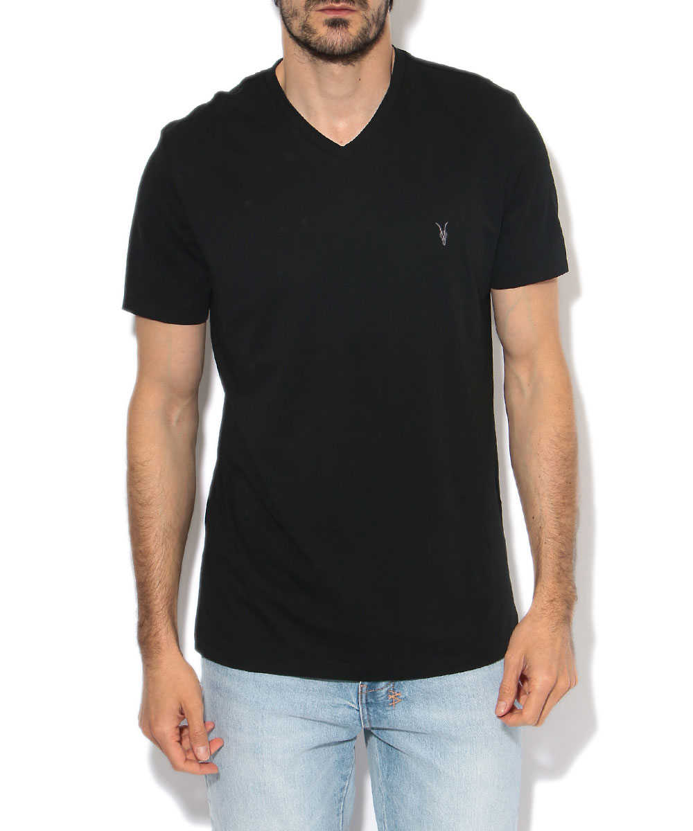 """""""トニック""""VネックTシャツ"""