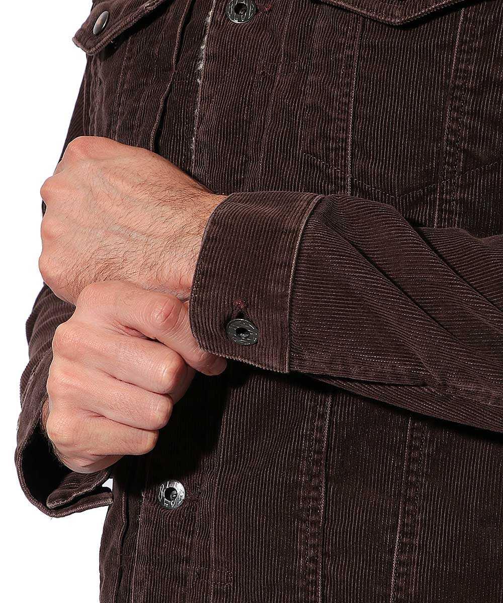 【別注・限定販売商品】ボア付きコーデュロイジャケット