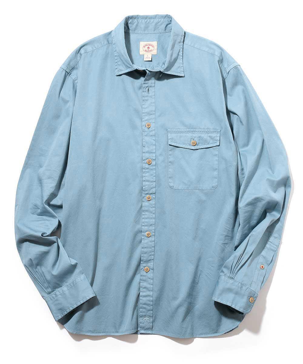 【レッド フリース】スポーツシャツ