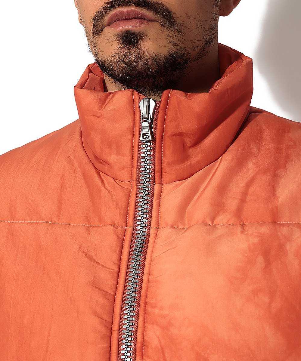 シルクパフジャケット