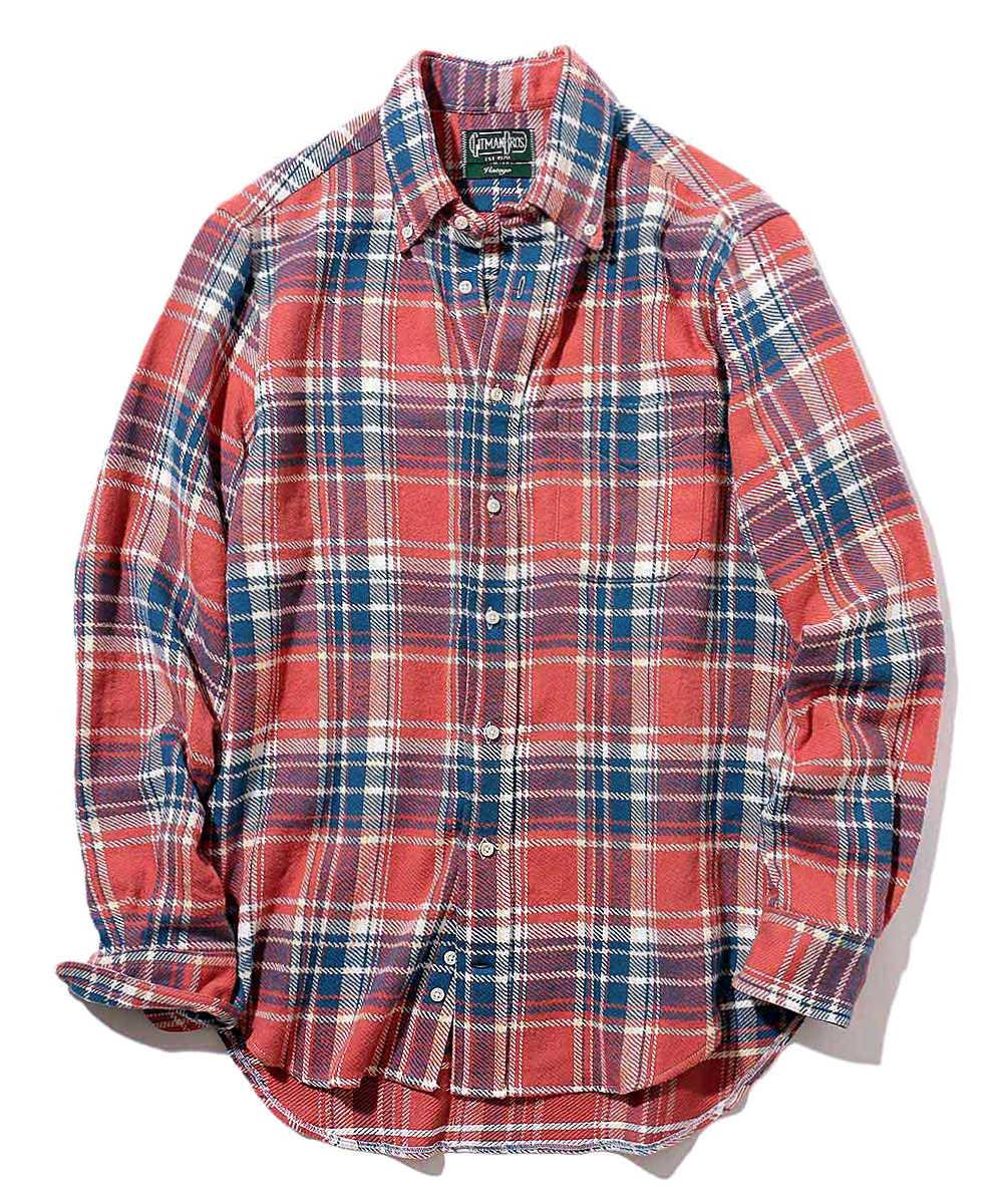 【別注・限定販売商品】チェックシャツ