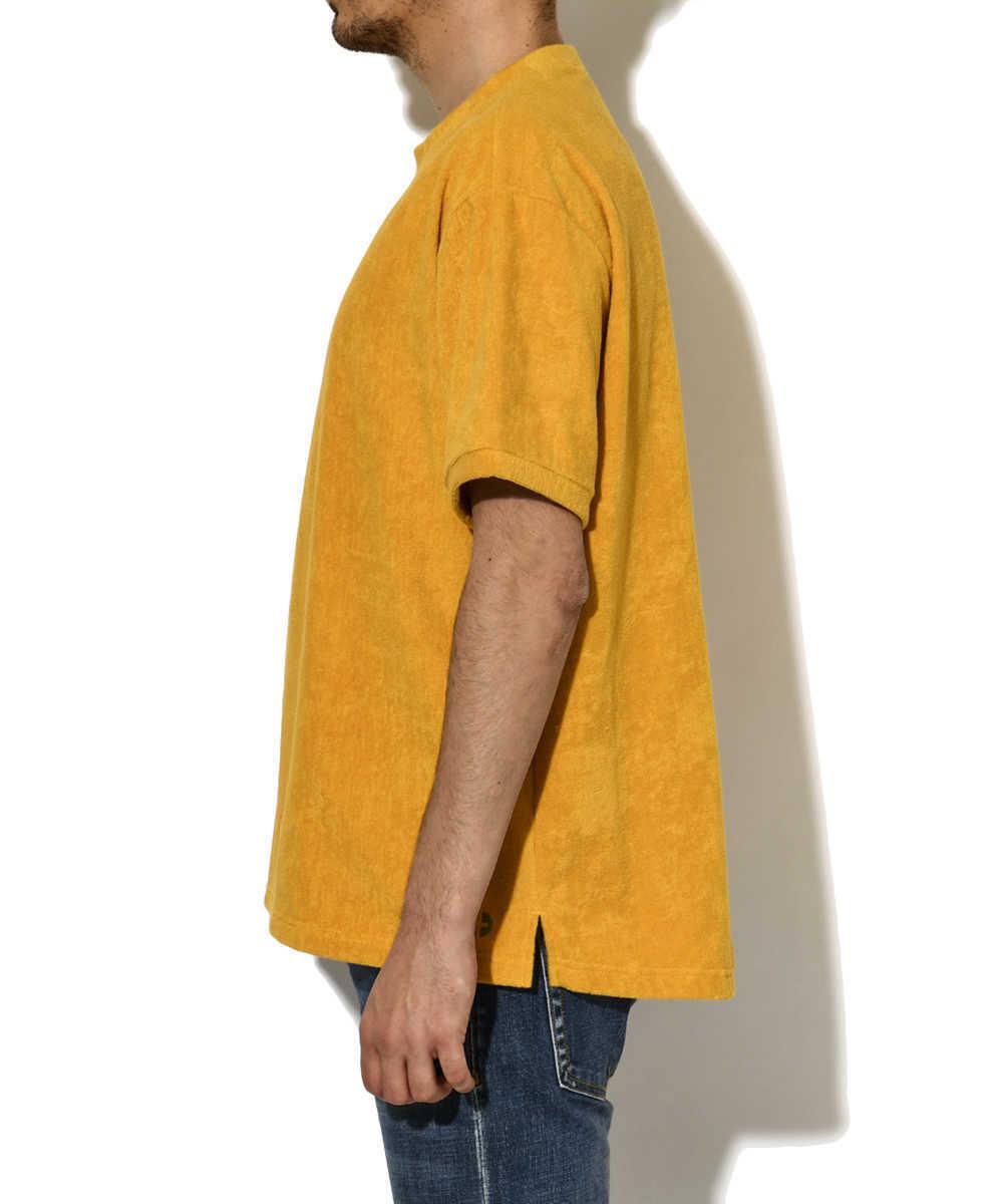 パイルTシャツ