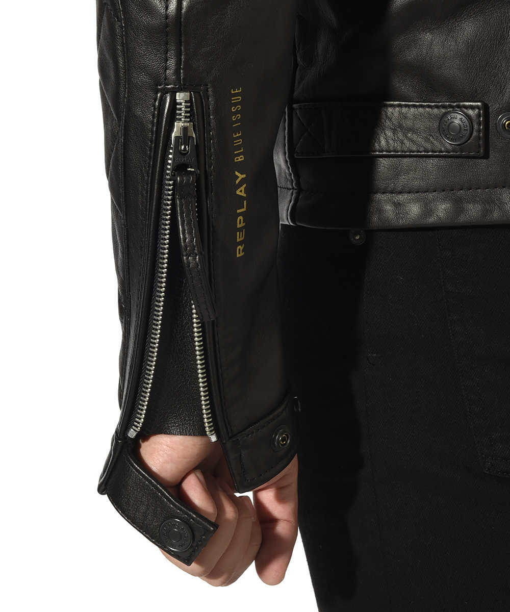 【先行販売商品】シングルライダースジャケット