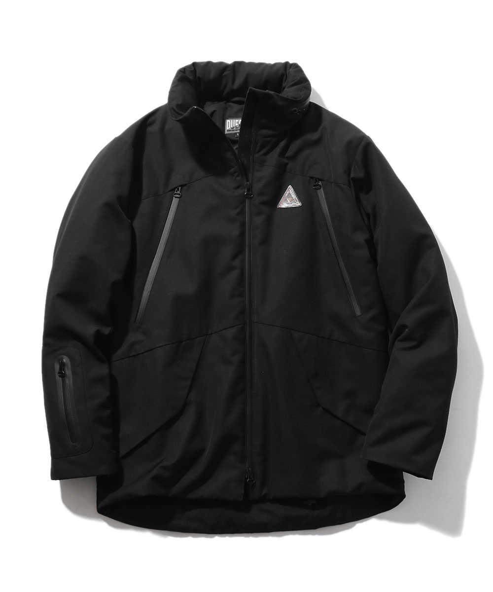 【ブラックレーベル】パディングジャケット