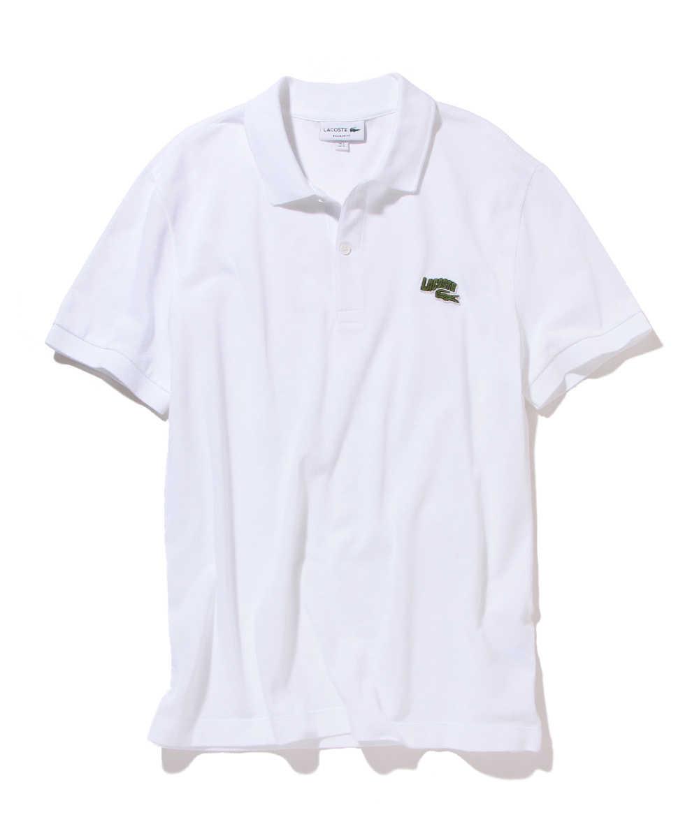 バッジロゴポロシャツ