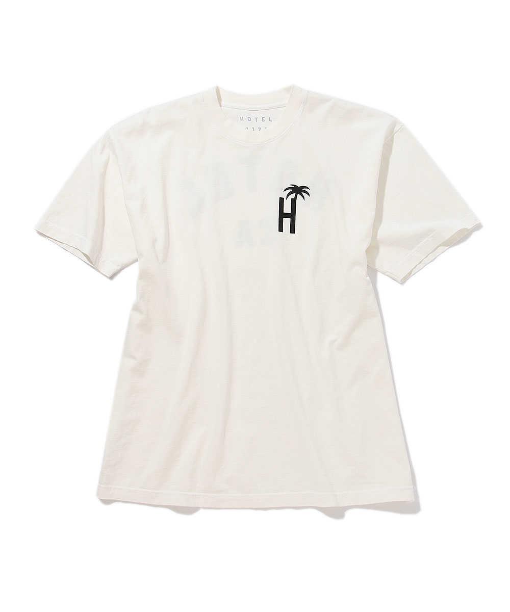 【別注・限定商品】クルーネックプリントTシャツ