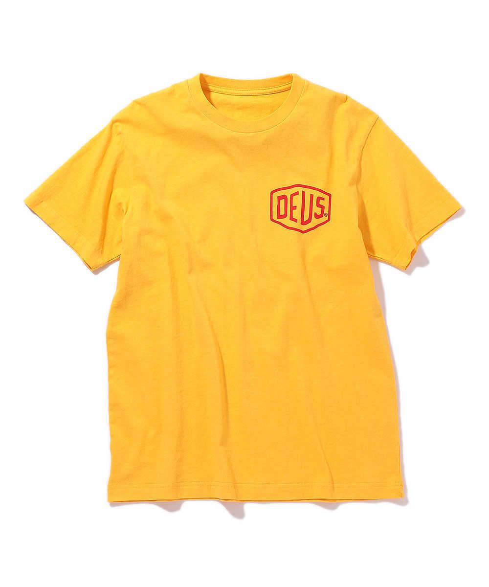 【7月上旬入荷予定別注・限定商品】クルーネックプリントTシャツ