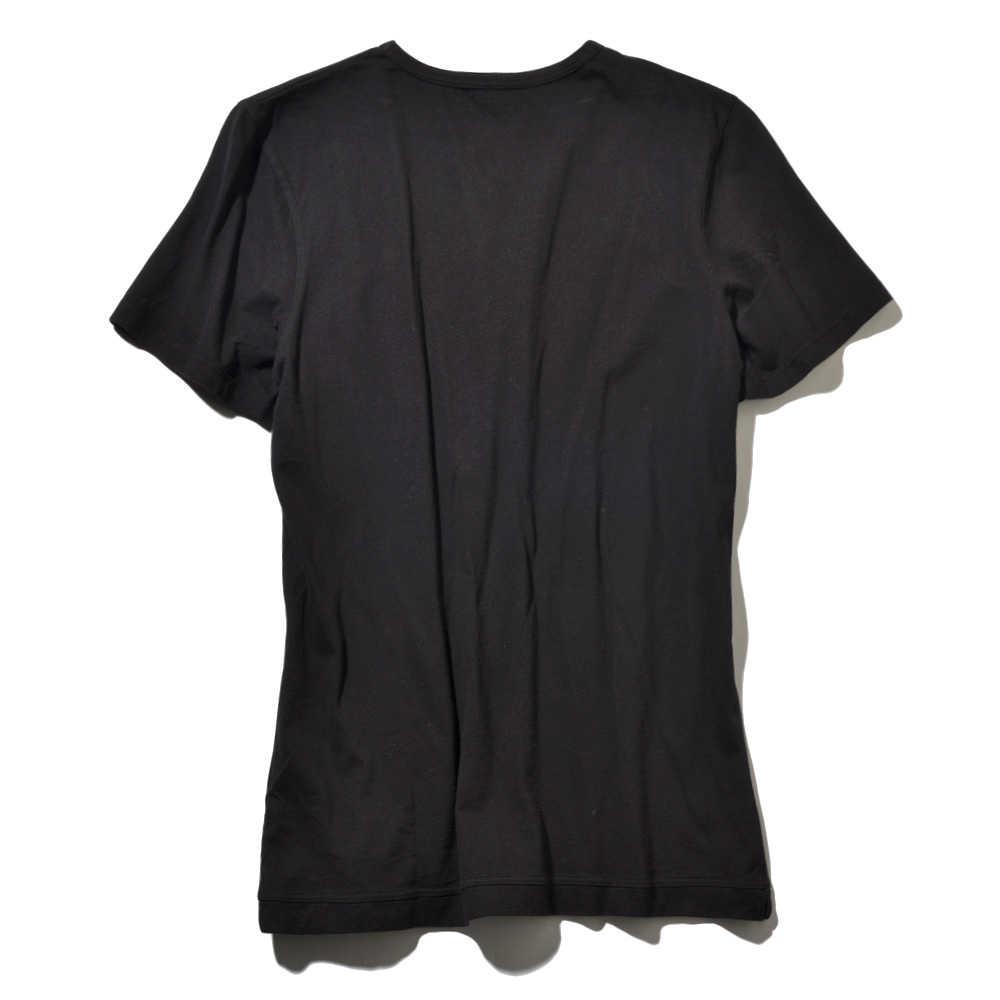 マット VネックTシャツ