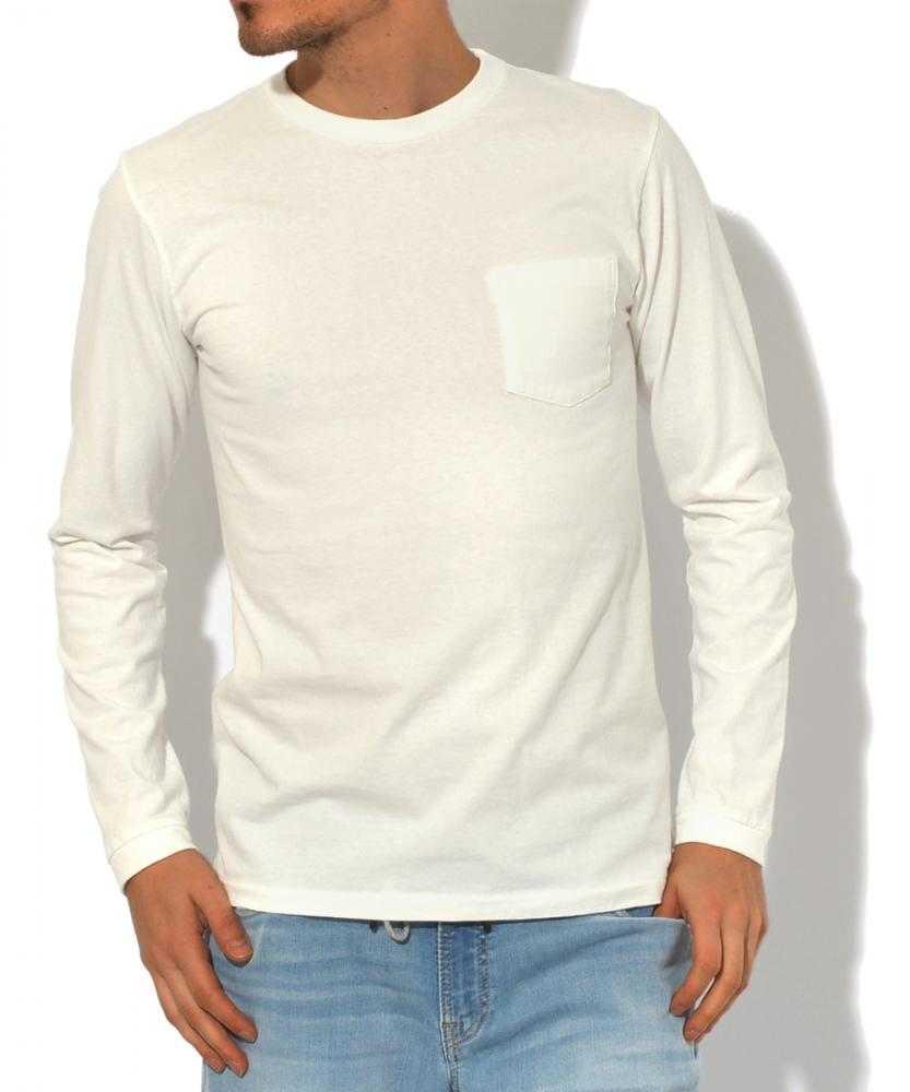 ロングスリーブポケットTシャツ