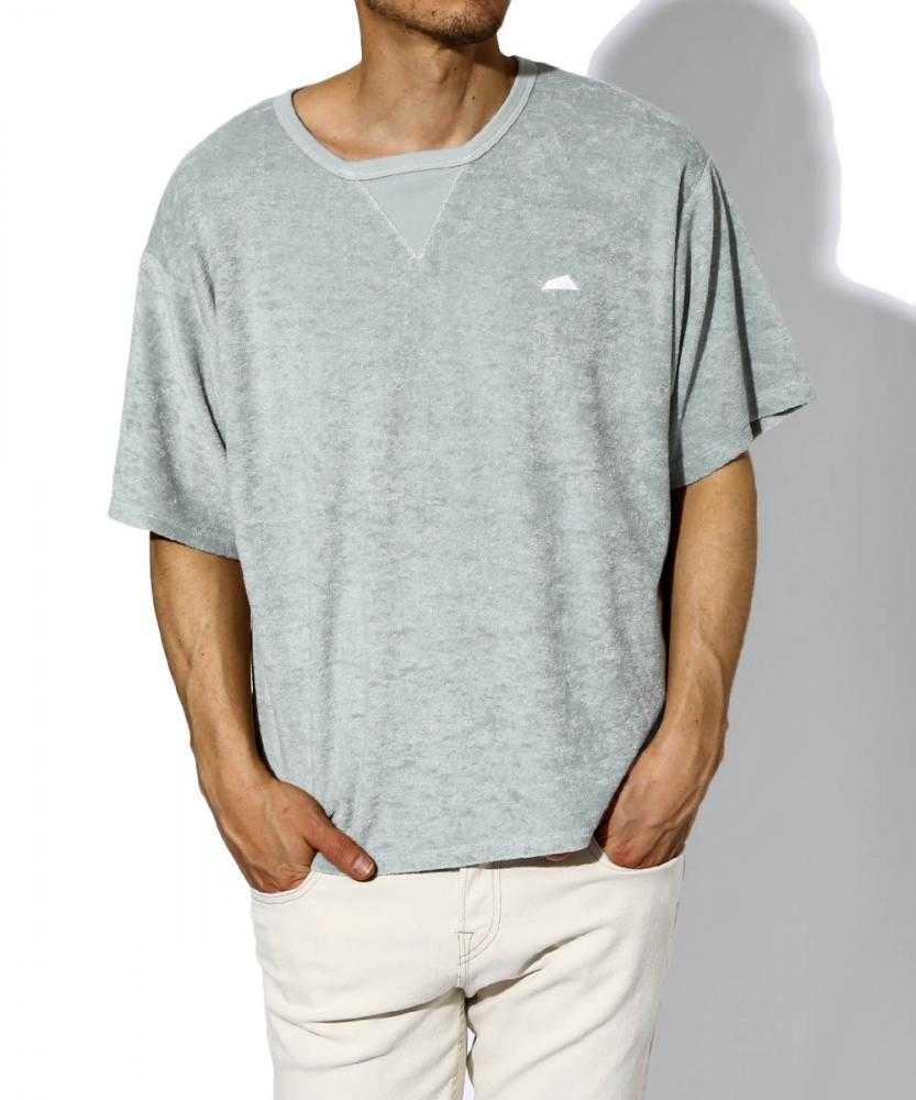 パイルT シャツ
