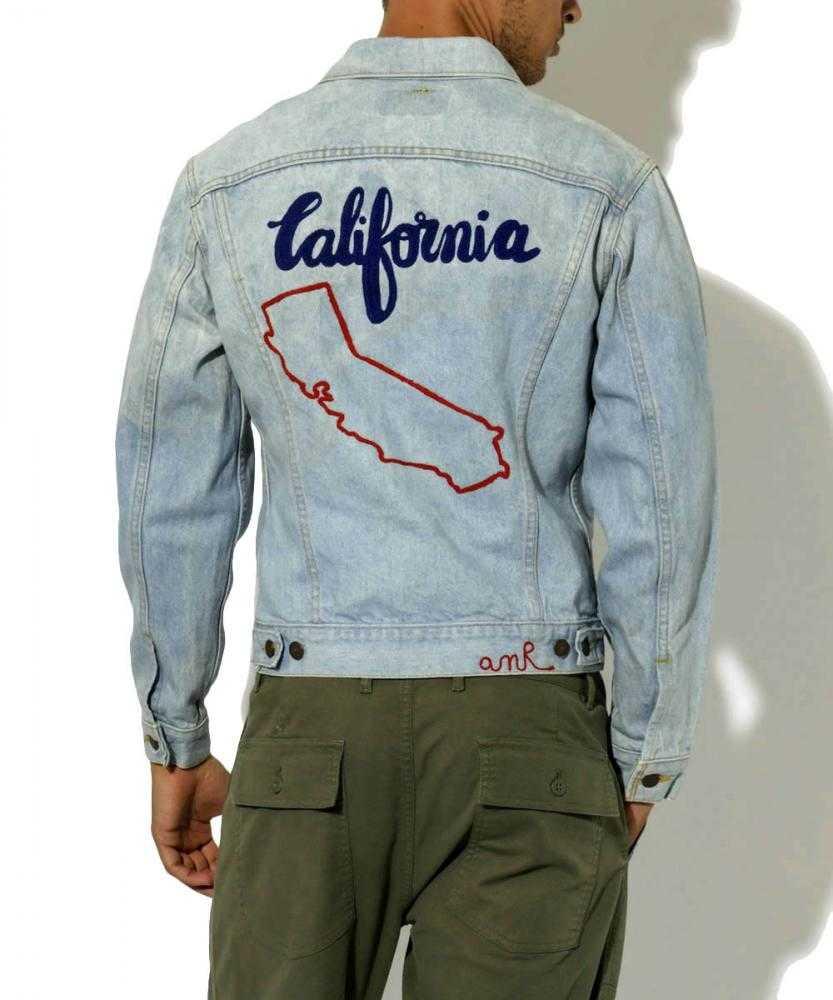 """CALIFORNIA LARGE MAP""リメイクGジャン"