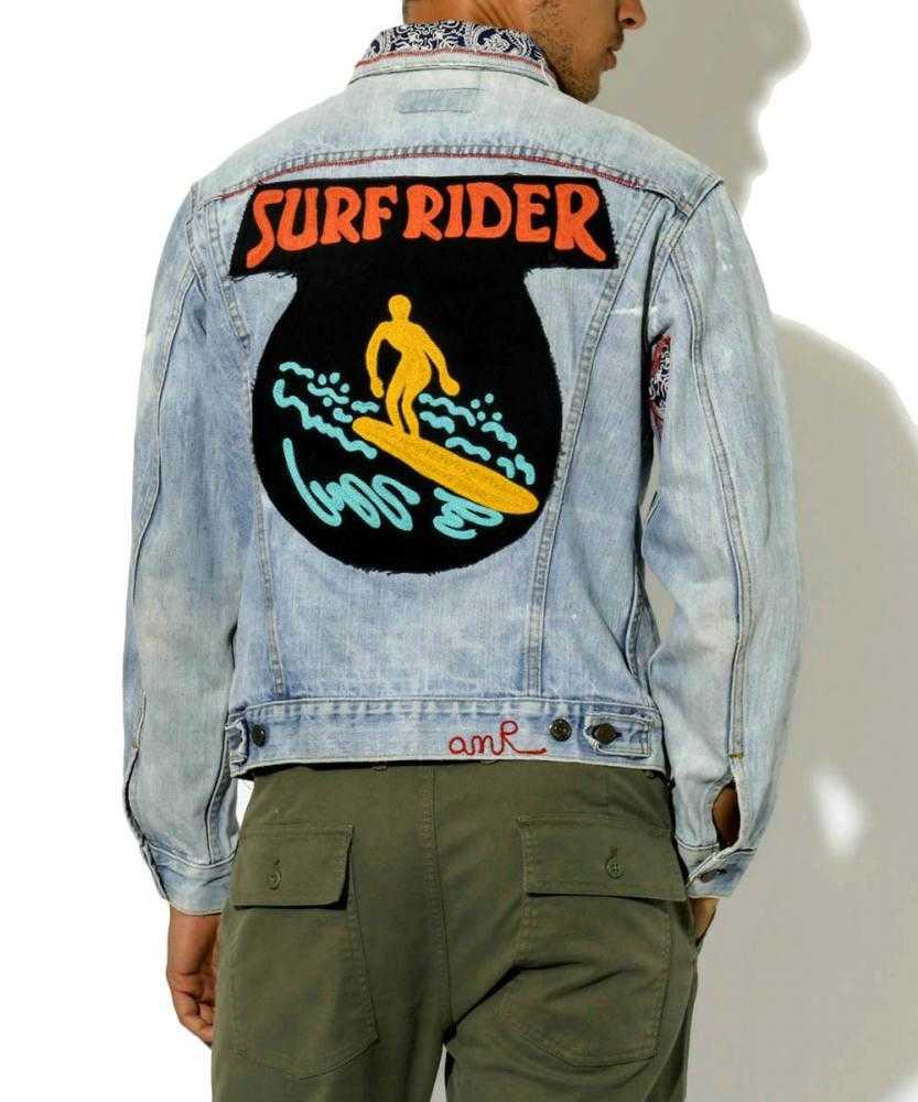 """""""SURF RIDER""""リメイクGジャン"""