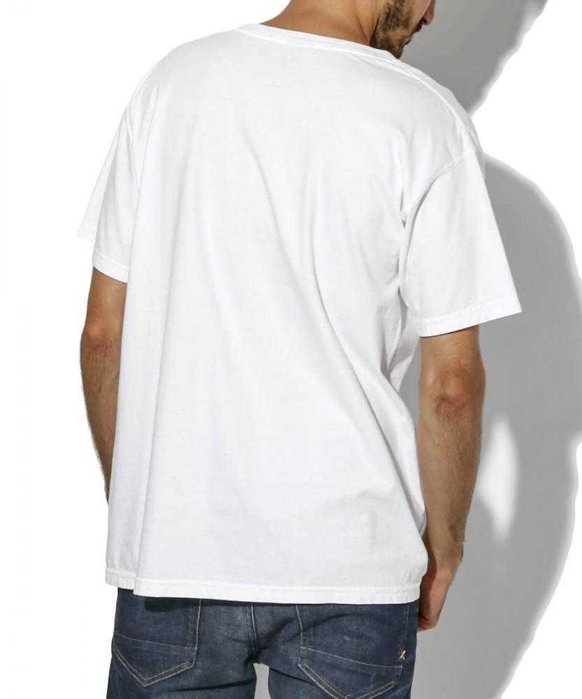 ロゴクルーネックTシャツ