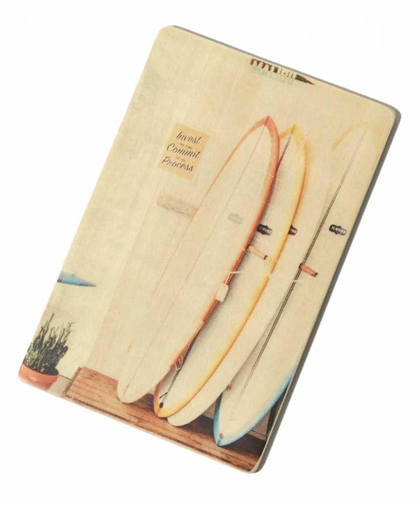 ウッドポストカード