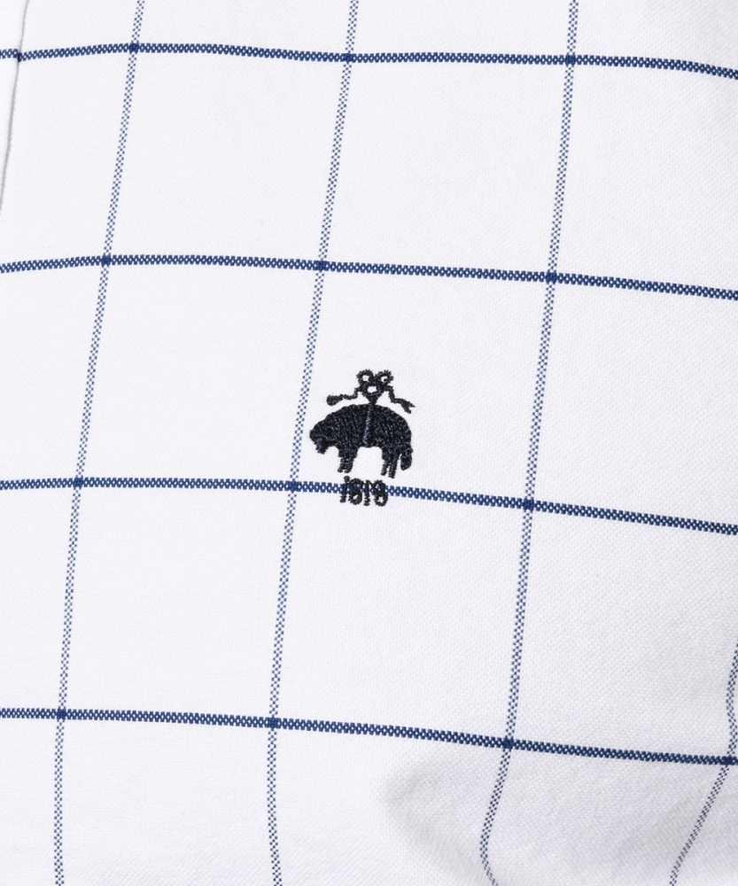 【レッド フリース】グラフチェックシャツ