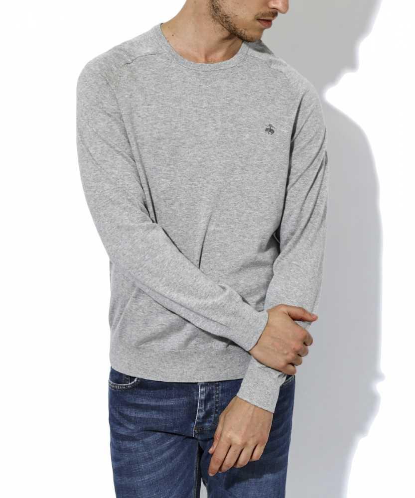【レッド フリース】クルーネックセーター