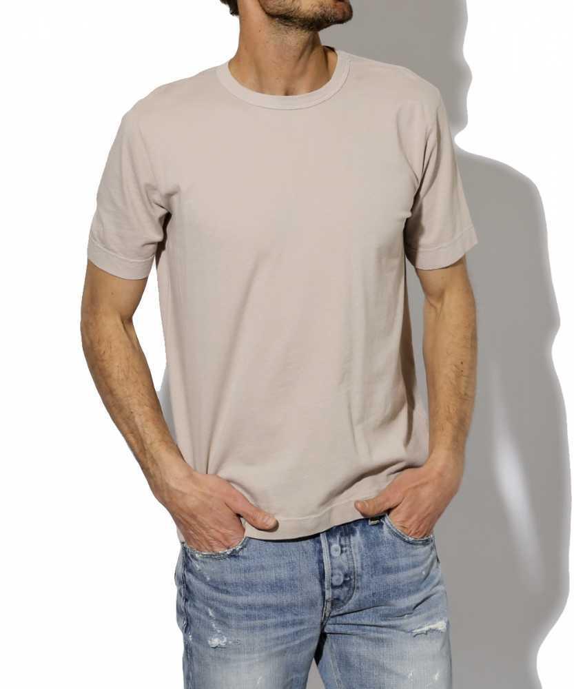 """""""クレープ""""クルーネックTシャツ"""