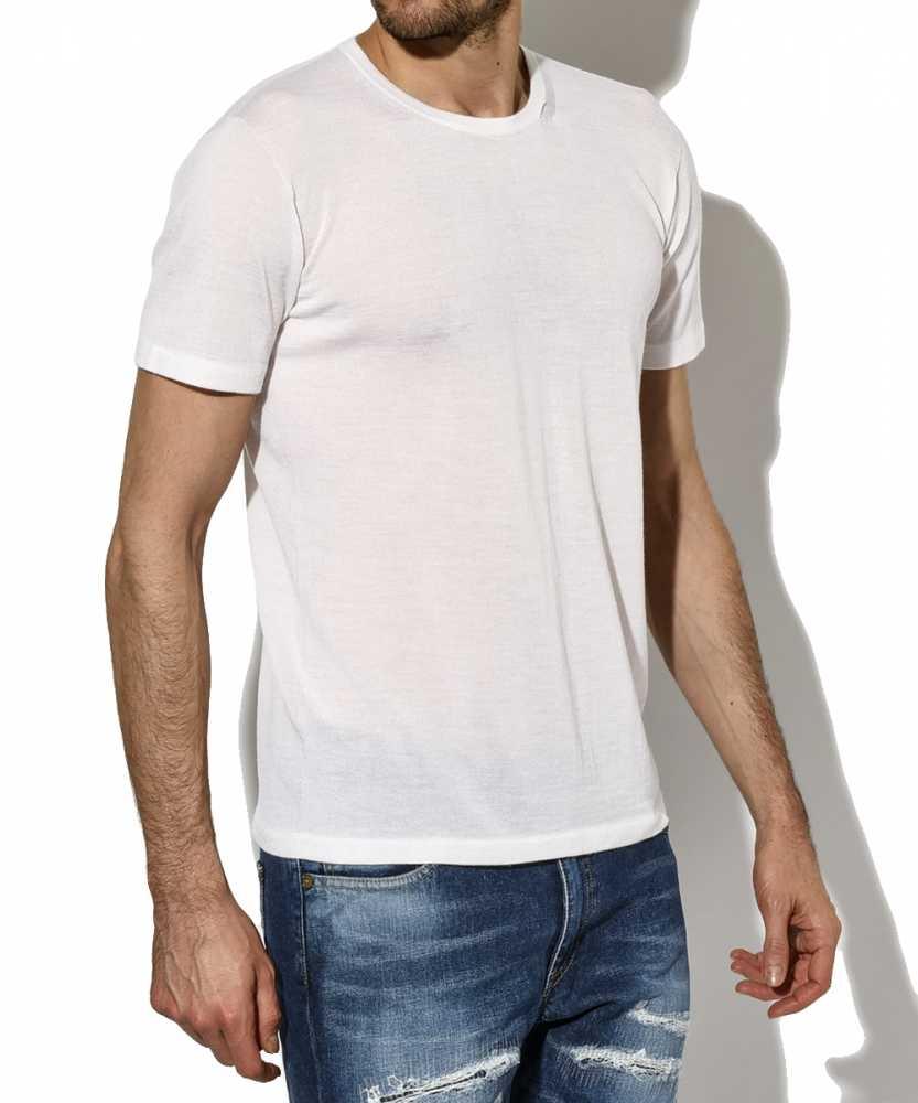 【先行販売商品】カシミヤニットTシャツ