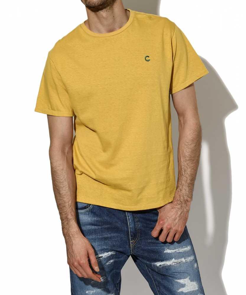 ラフィークルーネックTシャツ